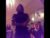 Larry dancing to Candy Coated - Les Twins workshop - April 2014 London