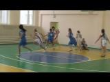 00184.MTS Полуфинальные игры по баскетболу Лига школьного спорта Тосненский район