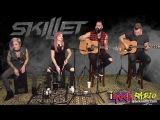 iRockRadio.com - Skillet (Acoustic) - Feel Invincible