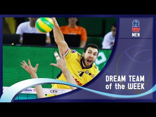 Stars in Motion Episode 6 - Dream Team of the Week - 2016 CEV DenizBank Volleyball Champions League
