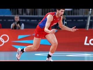 Maxim Mikhailov in The Olympics Qualifications 2016 [VM]