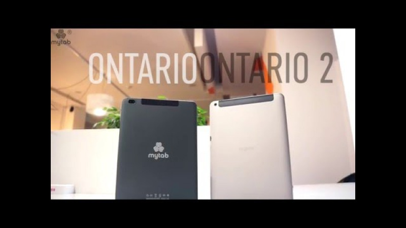 Видео обзор планшета MYTAB Ontario 2 (U68GT)