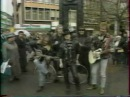 Scorpions - Back in the USSR (Beatles cover as Back in Hannover) - Live on a Street, Hannover 1990