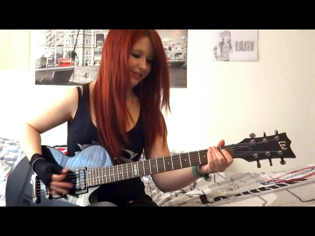 SYSTEM OF A DOWN Shimmy GUITAR COVER INSTRUMENTAL COVER by Jassie J