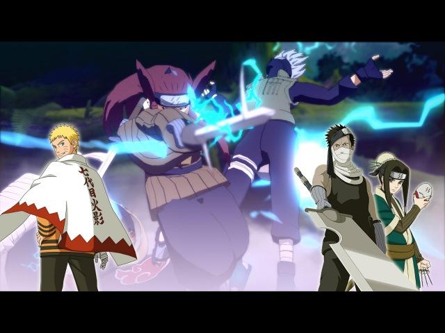 All New (DLC PACK 3, 2 1) Ultimate Jutsus | NARUTO SHIPPUDEN: Ultimate Ninja STORM 4 [ENJP]