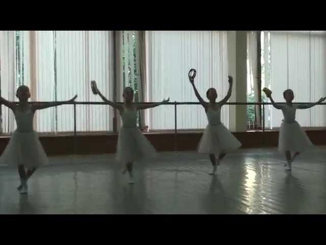 Подготовительный класс Вихревой Н.А. (МГАХ-2014) - ТАРАНТЕЛЛА №4