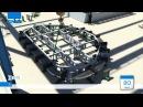 Fabrication des Plaques Radiales des Bobines Toroidales d'ITER - CNIM