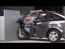 2013 Chevrolet Sonic crash test - Шевроле Соник краш тест 2013