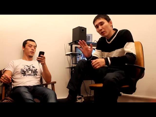 СҰХБАТ: TONY Акиф - Тыңдарманға жауап