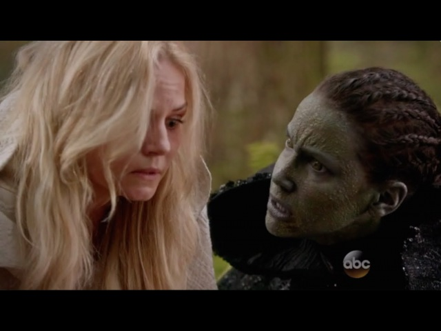 OUAT - 5x07 'I'M NOT NOTHING! I WAS NEVER NOTHING!' [Merlin, Nimue Emma]