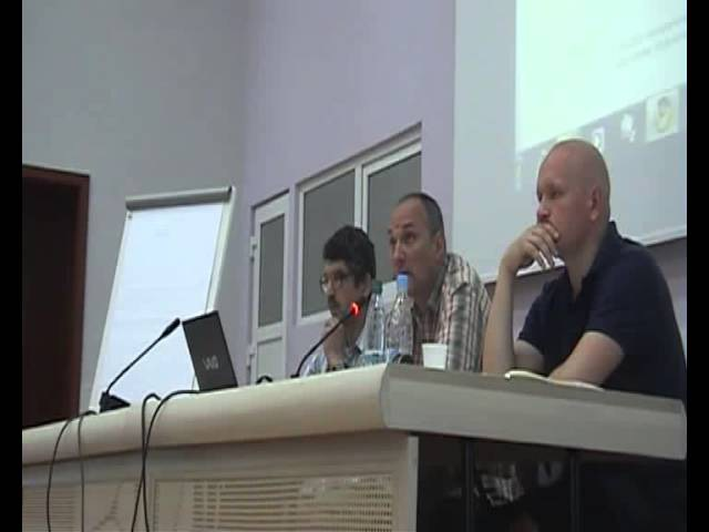 Школа по методологии 2010: Проблематизация. Установка Щедровицкий ПГ