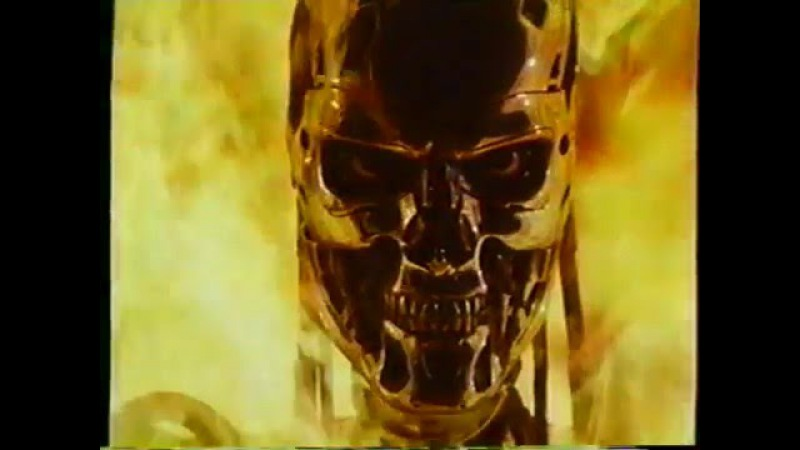 Terminator 2 - Judgment Day (1991) Trailer 2 (VHS Capture)