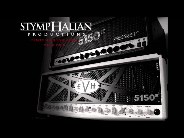 Stymphalian Productions - EVH 5150III/5150II Kemper Pack