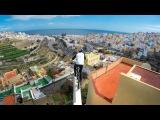 Нереально опасный и крутой велотриал GoPro: Danny MacAskill - Cascadia, Дэнни Макаскилл