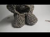 Урок 20. 3Д Слон из резиночек. Как сплести слона из резинок? Плетение лумигуруми. Часть 5.