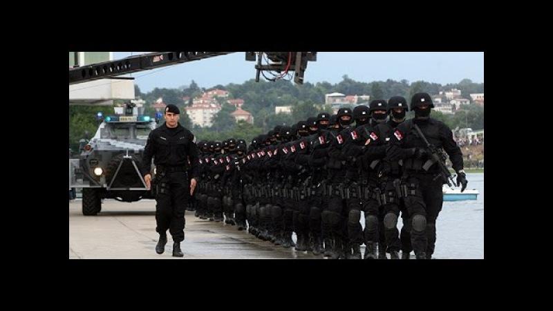 Специјалне јединице Србије - Ајде Јано кућу да не дамо Косово је Србија
