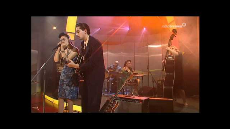 Kitty, Daisy Lewis - Say You'll Be Mine (Live @ 3nach9)