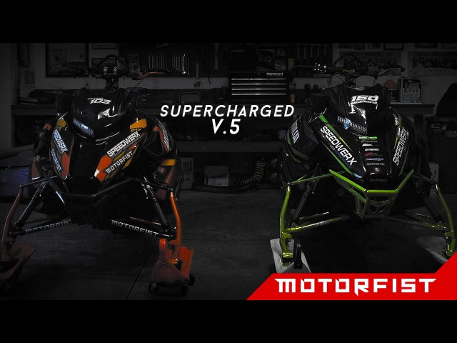 [MOTORFIST] - Supercharged V.5