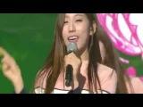 151113 러블리즈 Lovelyz - Ah-Choo @ Music Bank