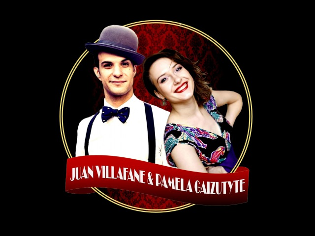 Juan Villafane Pamela Gaizutyte - The Royal Swing Fest