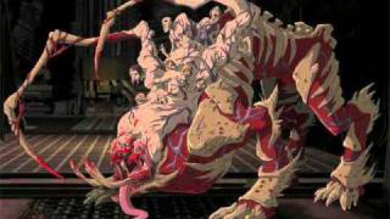 Dead space all necromorph types part three (bosses)