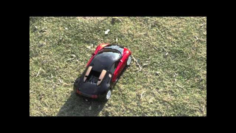 Робот-трансформер спортивная машина SmartBot BC18