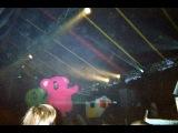 Aphex Twin - Heliosphan (Live @ Shinjuku Liquid Room, Japan, 01.02.1997)