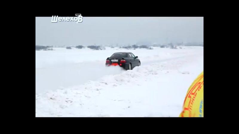 Третий этап ледовых кольцевых автогонок GT-Зимник 2016