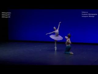 IBStage Gales de Dansa 27-08-16 О. Скорик, А. Ермаков 'Корсар' (Адажио)