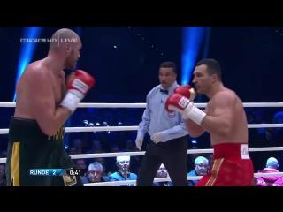 Владимир Кличко - Тайсон Фьюри Весь бой - Wladimir Klitschko vs. Tyson Fury (28.11.2015)
