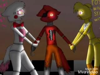 Мангл и фокси любовь, будет вечно!