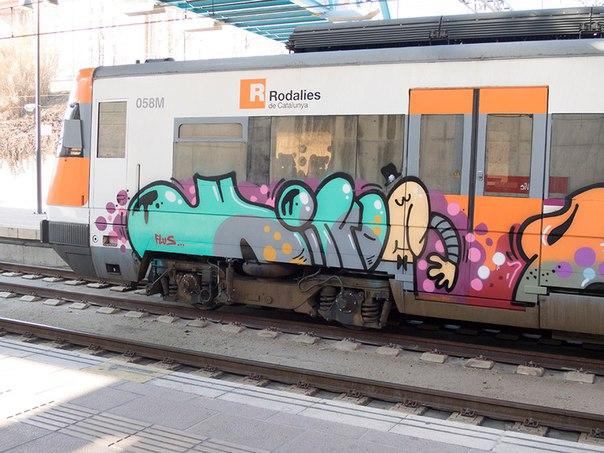 graffiti vino tsk