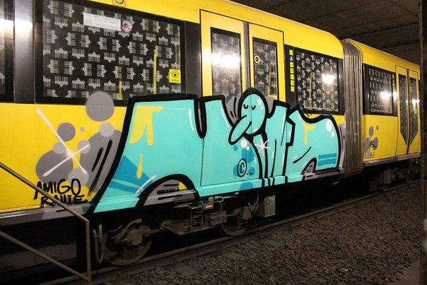 vino tsk graffiti