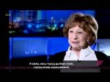 Лия Ахеджакова высказалась о Собянинских дорожных стройках!