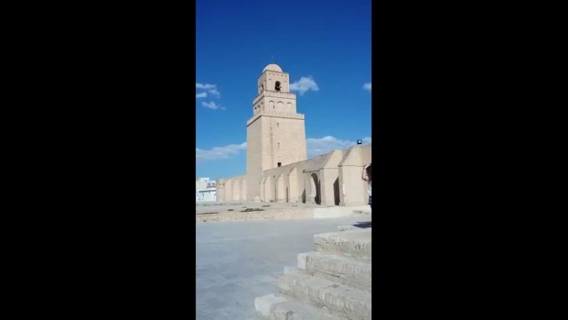 Самая древняя мечеть в Африке 🕌