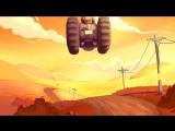 Мультфильм CGI 3D Animated Short Movie FAT