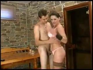 Порно мамы в сауне анал