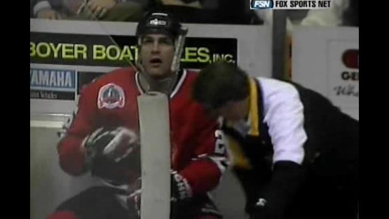 NHL Penguins Classic TV 1 Chicago Blackhawks vs Pittsburgh Penguins Game 1 1992 Stanley Cup Finals[torrents.ru]
