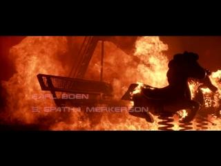 Терминатор 2: Судный День | Terminator 2: Judgment Day (1991) Вступительные Титры