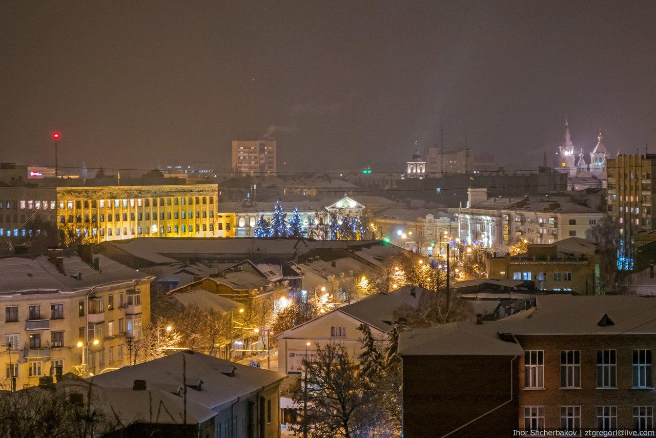 Вулиці Житомира