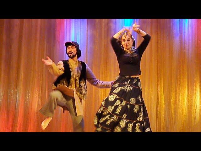 Kya Hua? Old is Gold Indian dance group Mayuri, Petrozavodsk, Russia