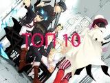 Animator-ТОП 10 лучших аниме
