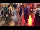 Армянская свадьба Выиграли в конкурсе танцев.
