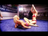 Bikini Wrestling girlfriend