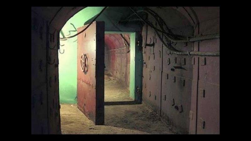 Секретный бункер Сталина Киевский укрепрайон 2 часть