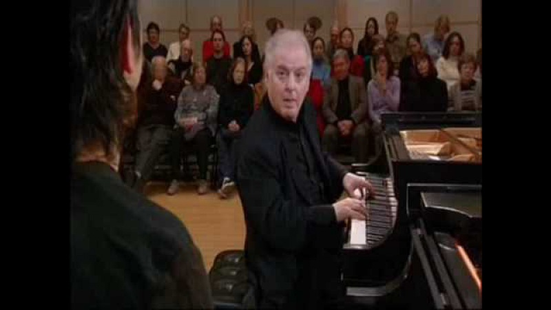Masterclass on Beethoven by Barenboim 2
