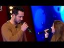 Murat Boz'dan Azerice performans! O yarışmacıyla düet yaptı.