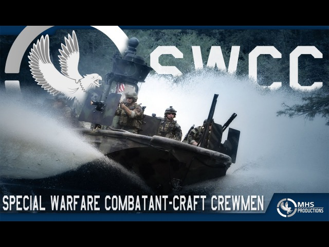 US Navy SWCC | On time! On target! Never quit!