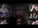 Реакции Летсплейщиков на Нападение Аниматроника из CASE Animatronics