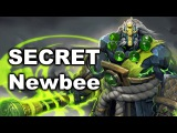 SECRET Newbee - MDL Dota 2 - Earth Spirit by w33